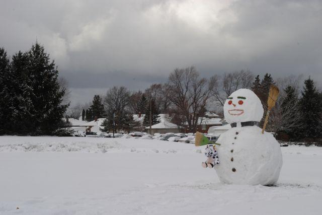 John the Snowman