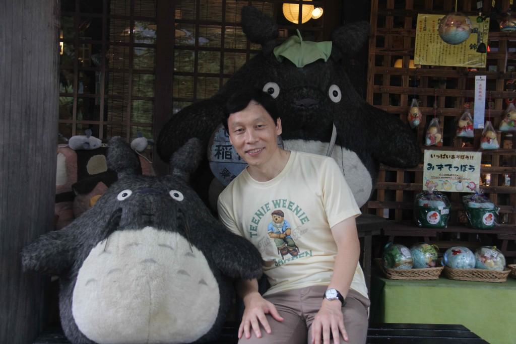낯선 즐거움 – 일본을 다녀와서