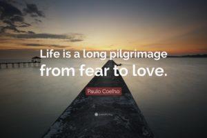 두려움에서 사랑으로