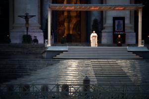 Urbi et orbi (코로나19 교황 특별강복)